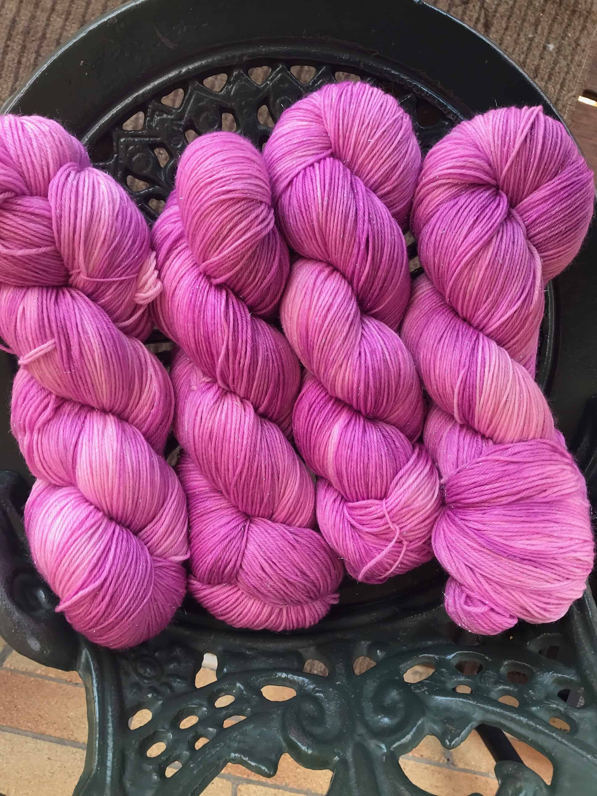 Love Actually 4 Ply Hand Dyed Yarns Buy Online Now Yarn By Jane